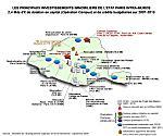 Principaux invest. immobiliers de l'Etat Paris intra-muros