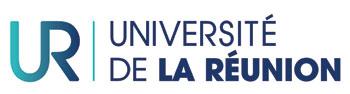 Logo université de La Réunon