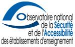 logo observatoire à la sécurité des établissements
