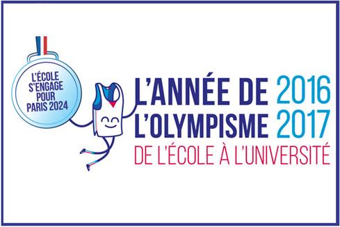 Année de l'Olympisme, de l'école à l'université : 98 lauréats récompensés pour leurs projets innovants