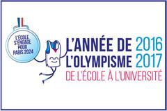 Année de l'olympisme de l'école à l'université