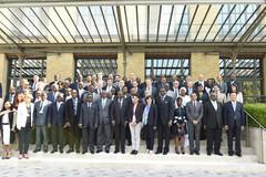 Réunion des ministres francophones de l'enseignement supérieu
