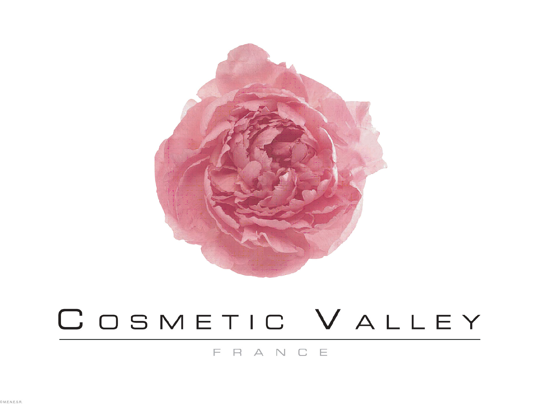 Logo pôle Cosmetic Valley