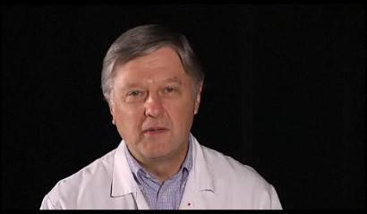 Richard Frackowiak, président du jury international de l'appel à projet I.H.U.