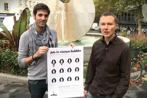 """Le goût des sciences 2011 : prix  """"les scientifiques communiquent"""""""