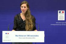 Voir la vidéo : Noémie Mermet premier prix de la finale internationale
