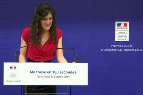Marie-Charlotte Morin second prix