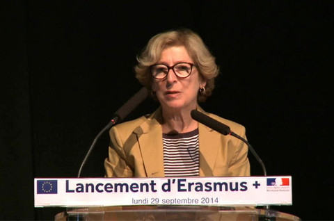 Erasmus+ : intervention de G