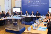 Voir la vidéo : 3e réunion du CoSpace
