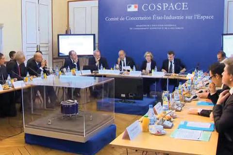 3e réunion du CoSpace