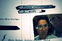 Voir la vidéo : Hélène Olivier-Bourbigou Prix de la Femme scientifique de l'année