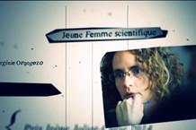 Voir la vidéo : Virginie Orgogozo Prix de la Jeune Femme scientifique