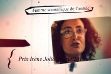 Voir la vidéo : Leticia Cugliandolo : Prix de la Femme scientifique de l'année