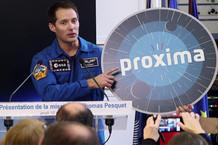Voir la vidéo : Mission Proxima en novembre 2016 pour Thomas Pesquet, astronaute français de l'E