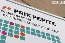 Voir la vidéo : i-LAB - Prix Pepite 2015