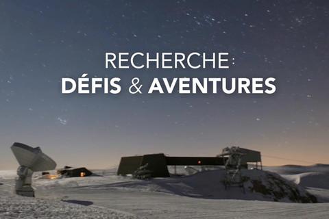 La Recherche en France