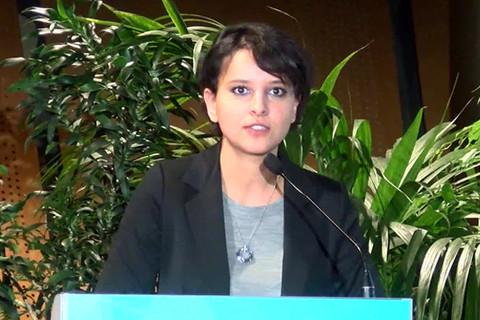 Discours de Najat Vallaud-Belkacem aux RUE 2015