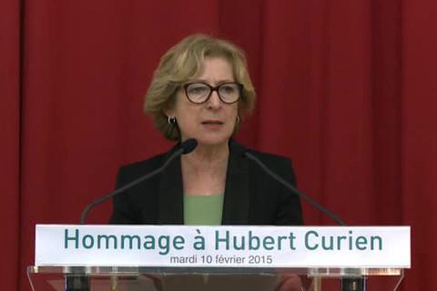 Hommage à Hubert Curien