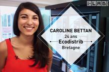 Voir la vidéo : Grand prix Pépite 2015 : Caroline Bettan - Ecodistrib