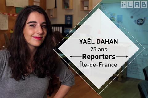 Grand prix Pépite 2015 : Yaël Dahan - Reporters
