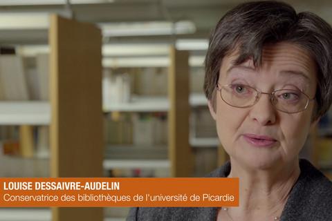 Louise Dessaivre-Audelin