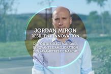 Voir la vidéo : Grand Prix PEPITE 2016 : Jordan MIRON - Resilient Innovation