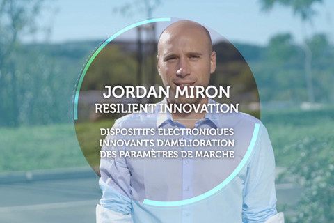 Grand Prix PEPITE 2016 : Jordan MIRON - Resilient Innovation