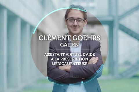 Grand Prix PEPITE 2016 : Clément GOEHRS-Galien