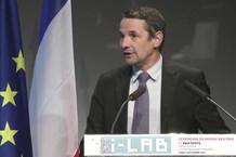 Voir la vidéo : i-LAB Prix PEPITE - Thierry Mandon