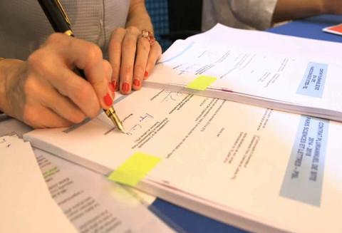 Signature de 4 nouveaux contrats de sites