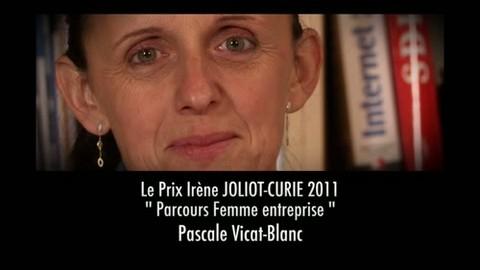 Pascale Vicat-Blanc, Prix du Parcours Femme entreprise