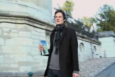 Christophe Galfard, Lauréat 2009 du Prix Le goût des Sciences